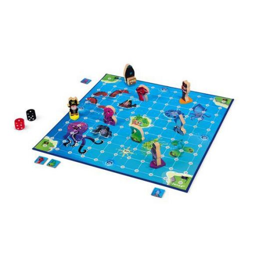 Crazy Pirates, un jeu de société pour enfants