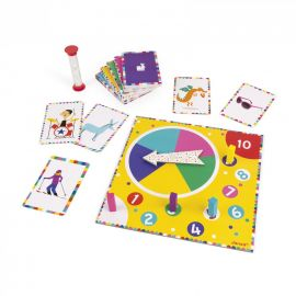 Master Mimes, un jeu de société pour enfants