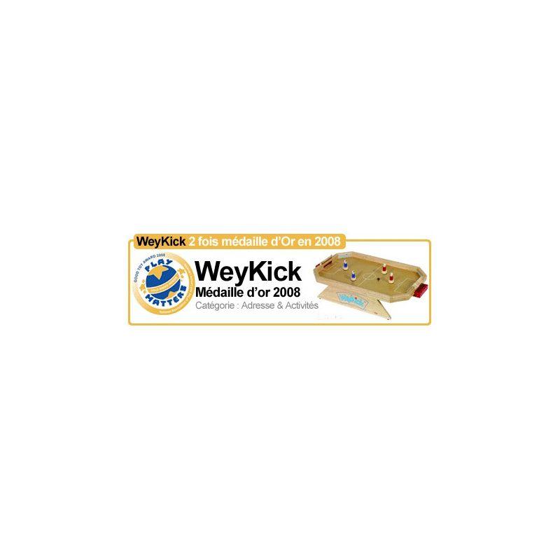 Weykick Football - Jeu en bois 4 joueurs