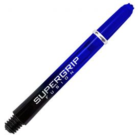 Shaft Super grip Short Fusion Noir Bleu