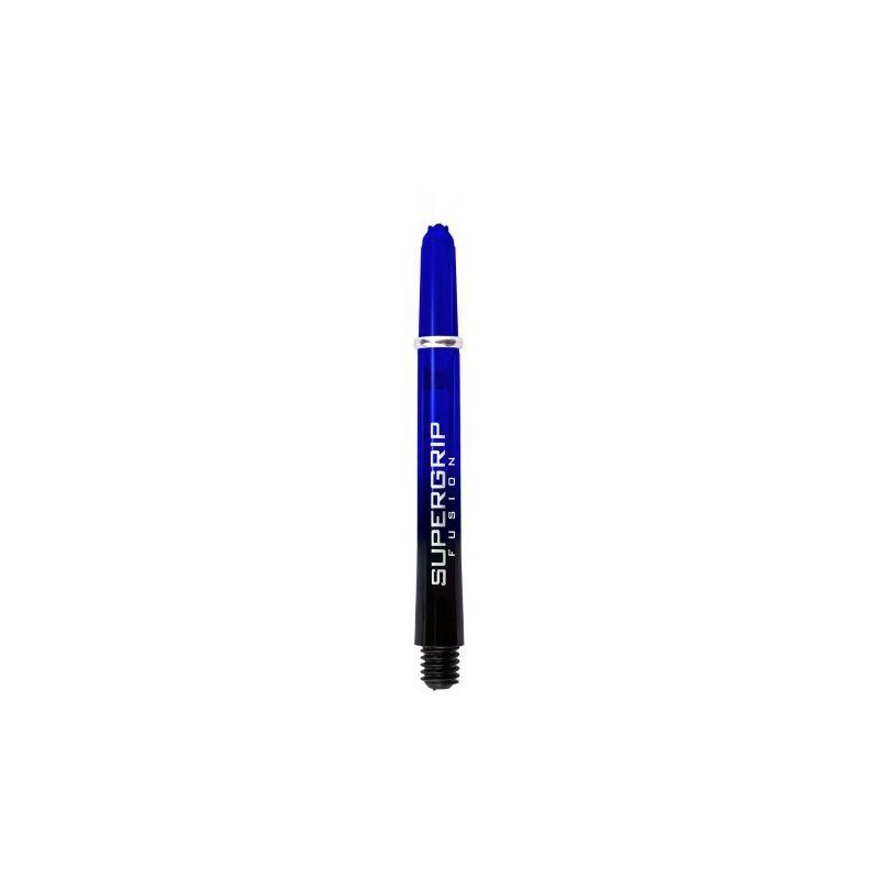 Shaft Super grip Short Fusion Noir Bleu