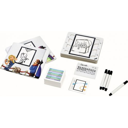 Picassimo, le jeu de dessin par Haba
