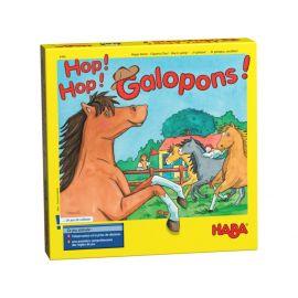 Hop ! Hop ! Galopons