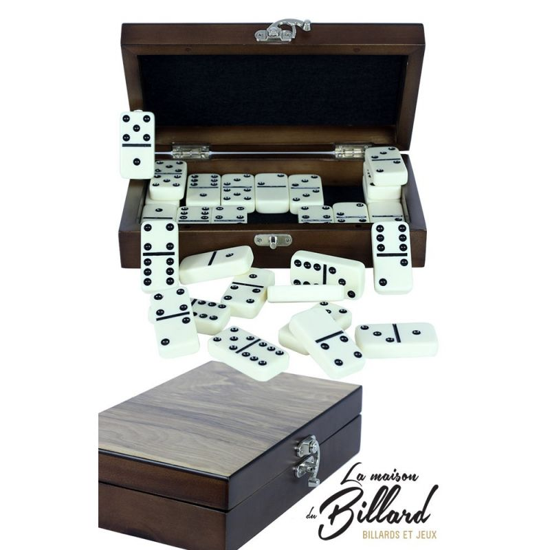 Coffret Dominos de luxe