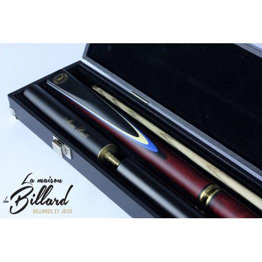 Coffret queue Snooker + Allonges et boitier luxe.