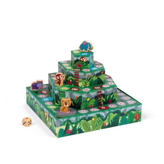 Jungle, un jeu de société pour enfants