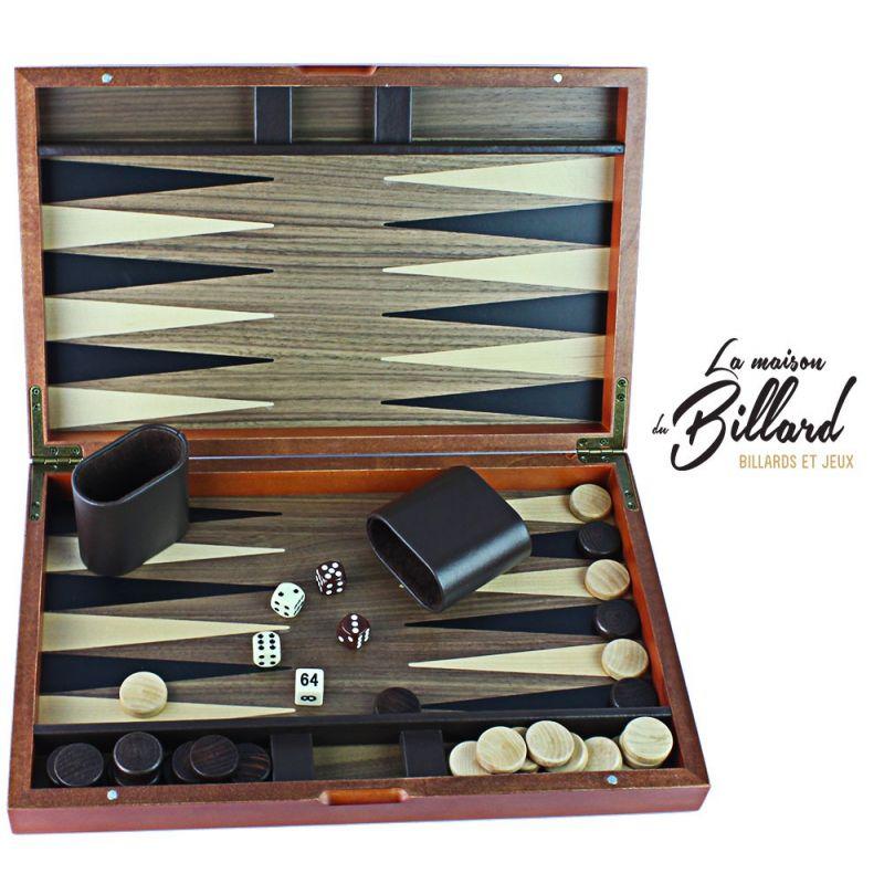 Vrai jeu de backgammon