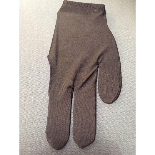 Gant noir poignet élastique (embidextre) Taille M