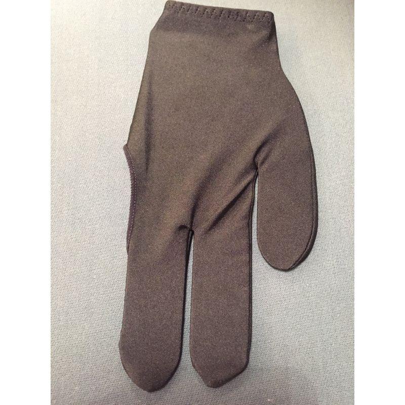 Gant noir poignet élastique (embidextre) Taille L