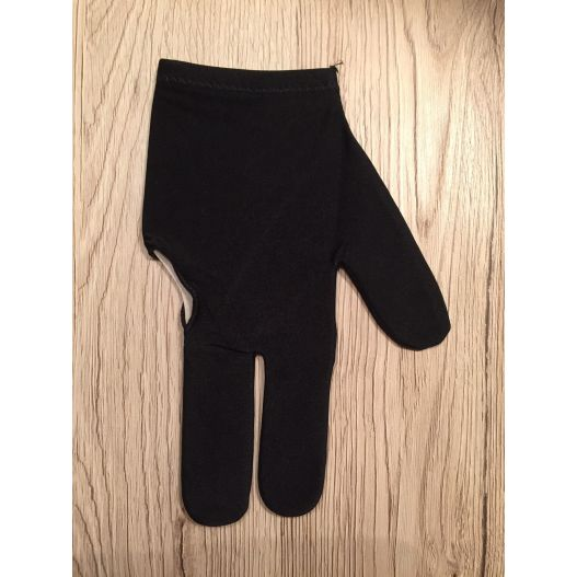 Gant noir Renzline poignet élastique  (pour main gauche)