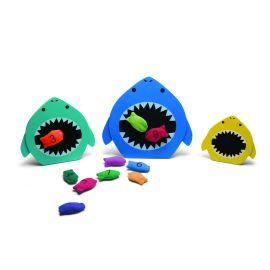 jouet en bois faim de requin