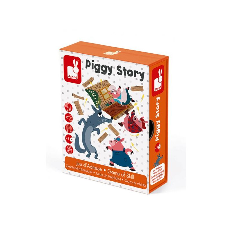 Piggy Story Janod