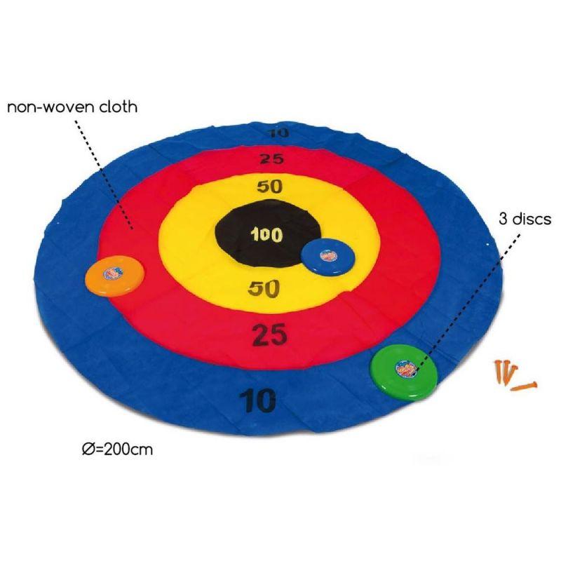 cible XXL pour frisbee