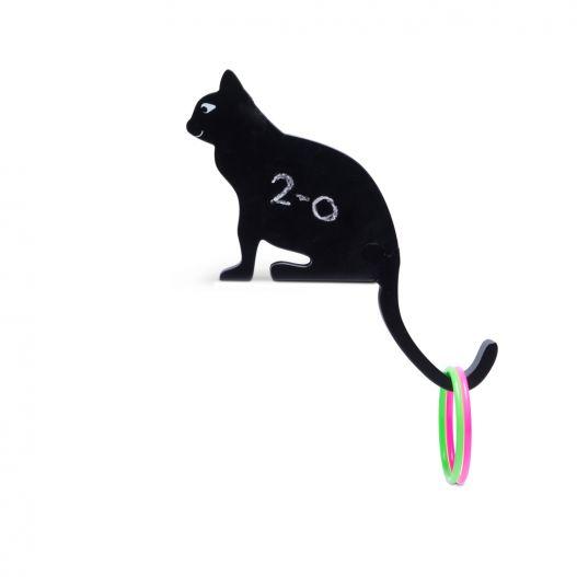 jouet anneaux chat