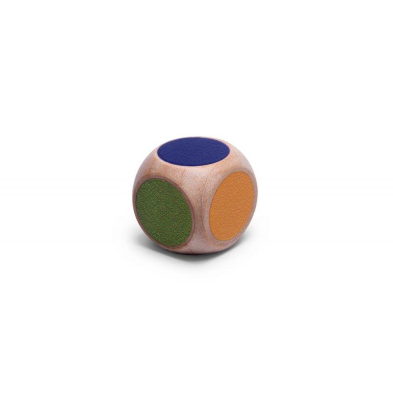 des couleur jeu en bois