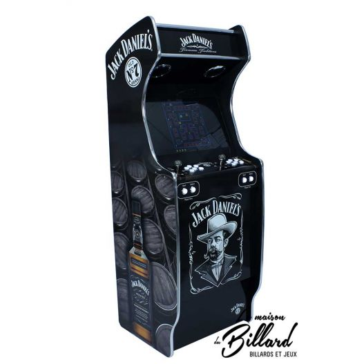 Borne d'arcade Jack Daniel's Sinatra 3000 jeux