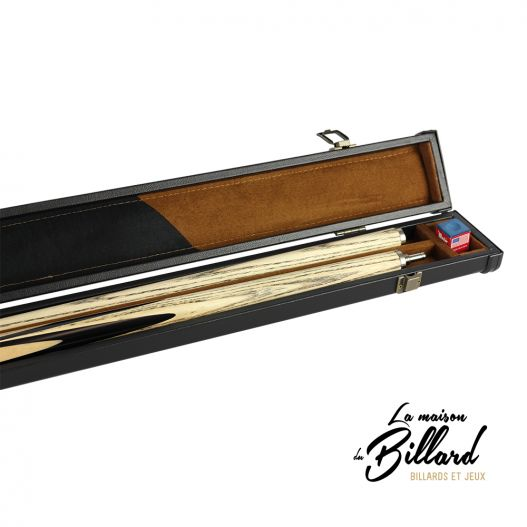 coffret queue billard luxe