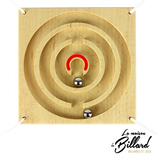labyrinthe cooperatif 4 joueurs