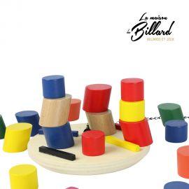 jeu equilibre en bois