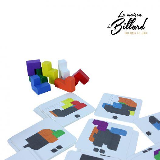 jeu tangram 3D