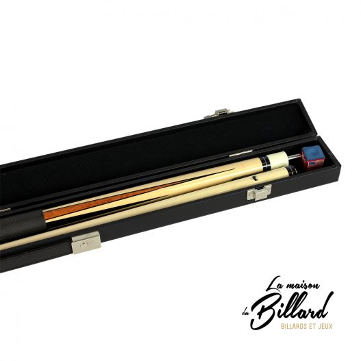coffret queue de billard  luxe