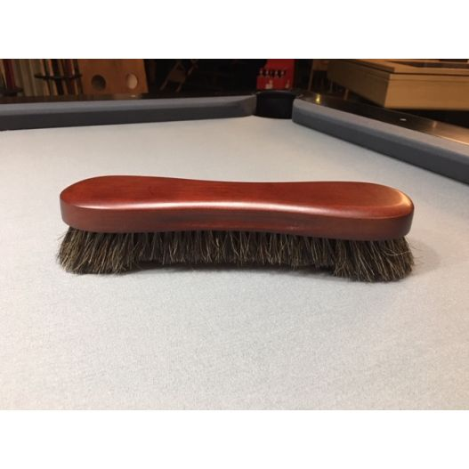 Brosse tapis de billard