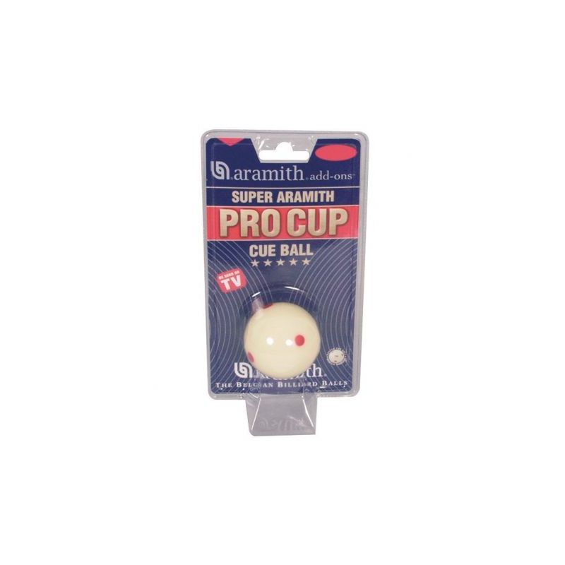 Bille Blanche pro cup Snooker 52.4mm