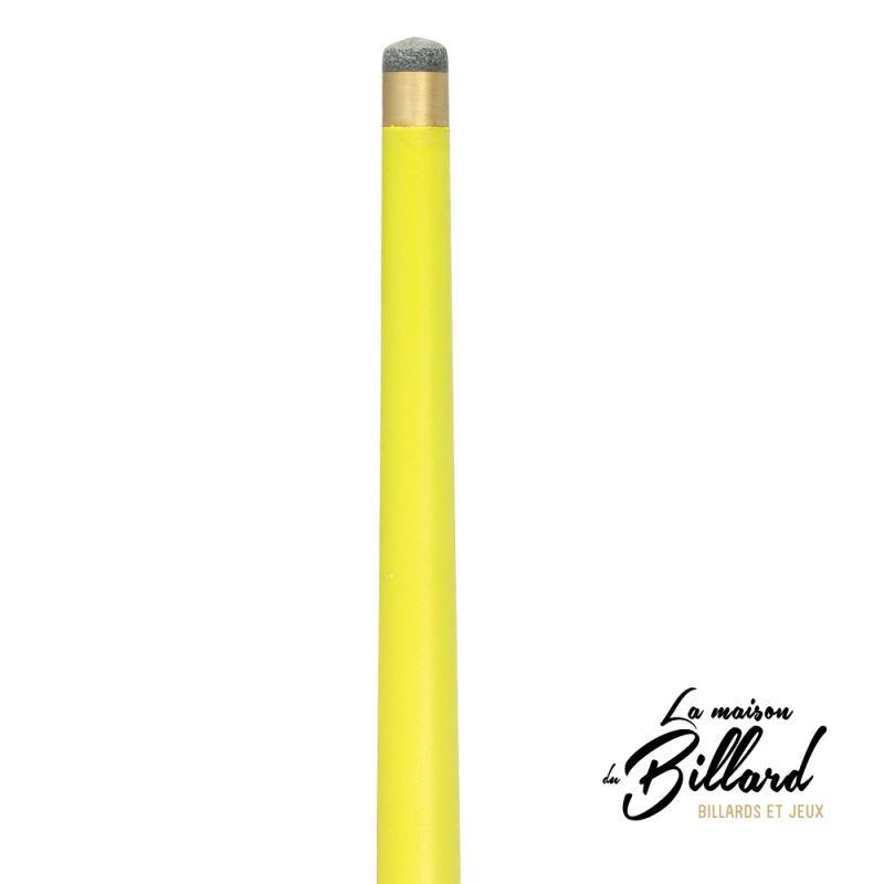 Queue jaune