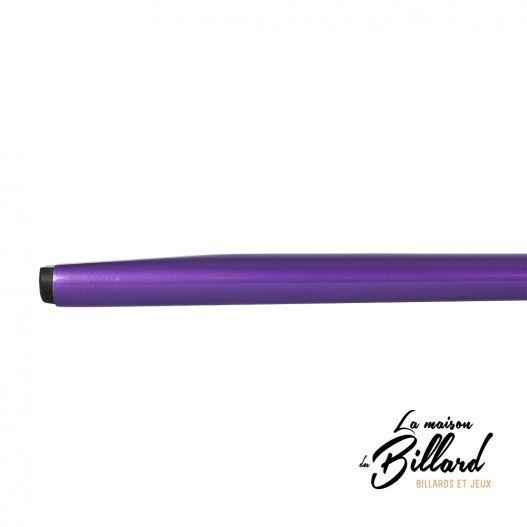Fut queue billard violette