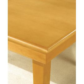 Plateau table RR à rabat extérieur arrondi