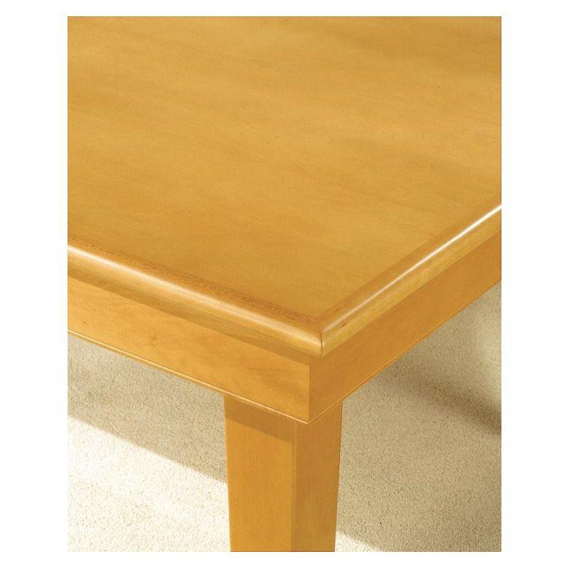 Plateau table rr rabat ext rieur arrondi la maison du - Plateau table exterieur ...