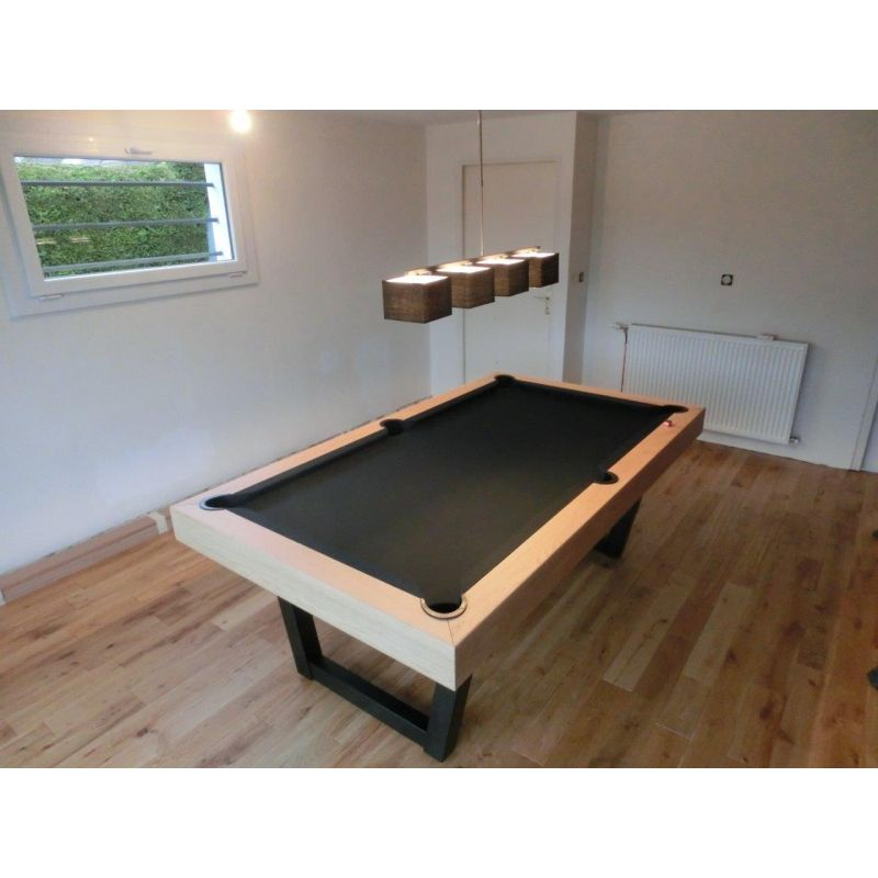 Billard table metal