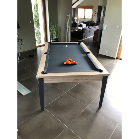 Table billard industriel