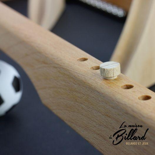 marqueur de point jeu foot