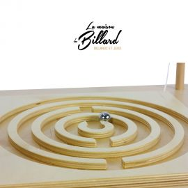 labyrinthe team building