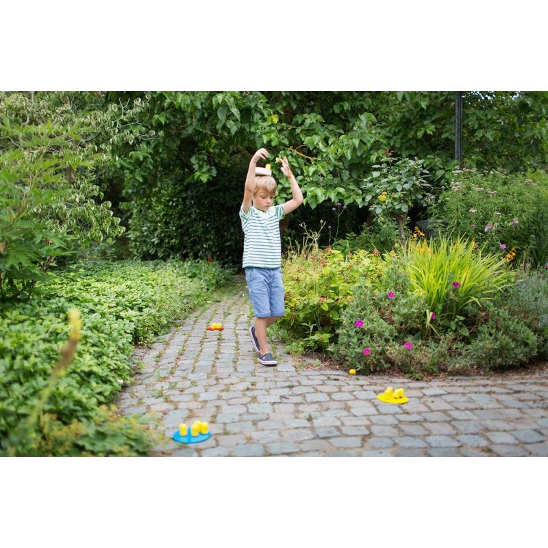 Jouet en bois jardin