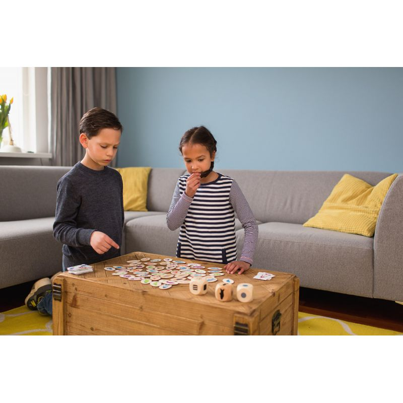 Cache-Cache Poisson : développez l'analyse et la concentration de votre enfant