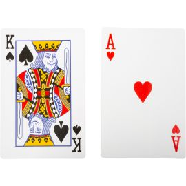 Jeux carte traditionnel XXL
