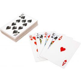 Jeux de cartes jumbo