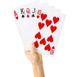 Jeux de cartes XXL