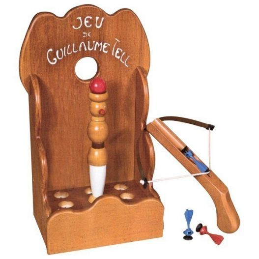 Jeu Guillaume Tell