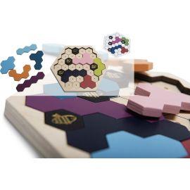 puzzle ruche