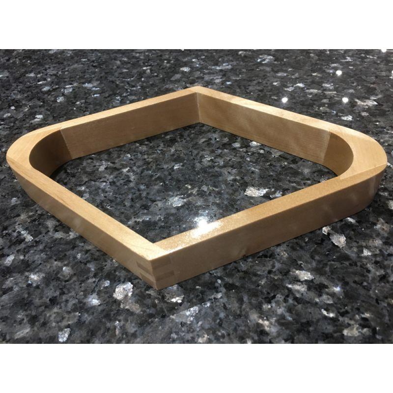 Losange en bois pour bille billard 50,8cm
