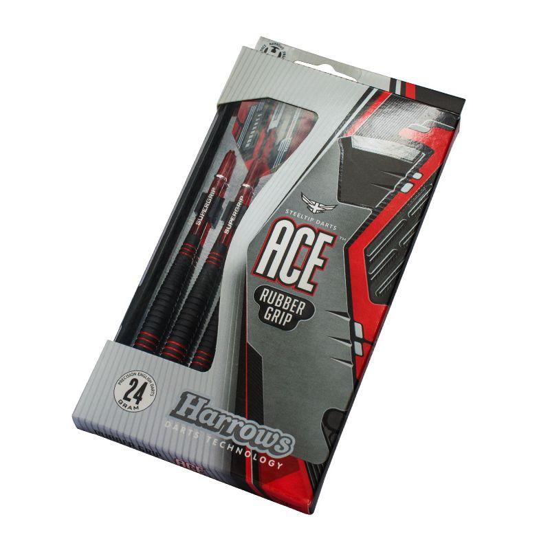 Fléchettes harrows acier ACE 22 GR