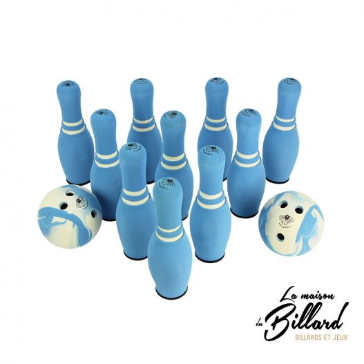 Jeu bowling professionnel