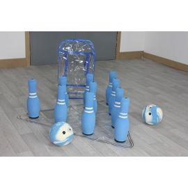 Bowling geant intérieur