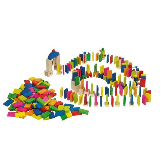 jouet dominos rallye