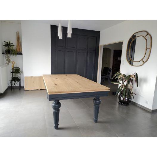 Billard table ancien et moderne