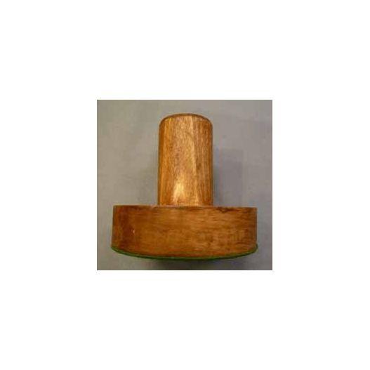 Poignée bois pour table à glisser