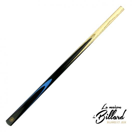 Queue de billard enfant 120 cm Noire et bleue